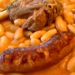 cassoulet n° 148 du Guide de Pierrette