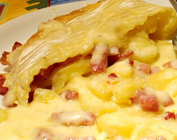 Que manger en savoie - Tartiflette cuisine az ...