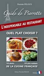 couverture du guide de Pierrette en français