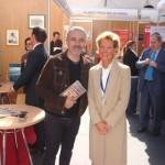 Sergi AROLA, le guide de cuisine française et Pierrette, Madrid