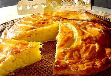 Recette dessert galette des rois la recette - Recette de cuisine francaise ...