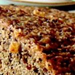 Torta di noci, cucina francese- Guida di Pierrette