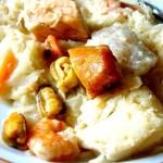 choucroute del mar - guida di pierrette - cucina francese