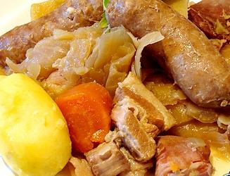 Pot e auvergnate recette cuisine fran aise - Cuisine francaise recettes ...