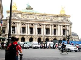 ópera garnier coloca de l' ópera Paris