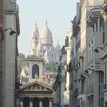 sacre-coeur- crowned heart, paris, montmartre