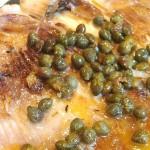 AILE DE RAIE AUX CAPRES- site du blog de recette cuisine du GUIDE DE PIERRETTE www.cuisine-francaise.org