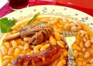 CASSOULET,  PIERRETTE'S GUIDE