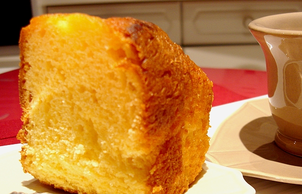 Recipe french cuisine cake britany butter cake from for Decoration quatre quart