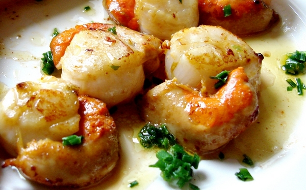 SCALLOPS , PIERRETTE 'S GUIDE