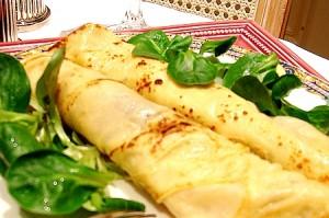 recette de crepe champignon www.cuisine-francaise.org
