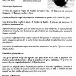 recette, recettes de grand chef étoilé, www.cuisine-francaise.org