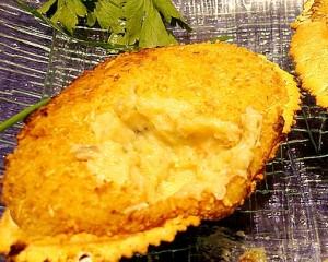 recette, poisson, crabe farci, GUIDE DE PIERRETTE, www.cuisine-francaise.org
