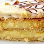 recette- dessert- gateau- mille feuille du GUIDE DE PIERRETTE - www.cuisine-francaise.org