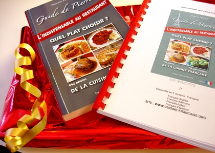 Cadeau francais pour allemand - Dictionnaire cuisine francais ...