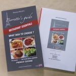 Livre de cuisine en anglais - Livre de cuisine francaise en anglais ...