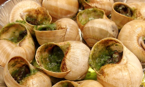 Food French Food Recipe Snails